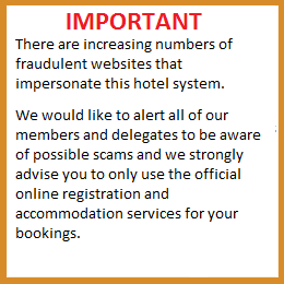 DCS hotels warning